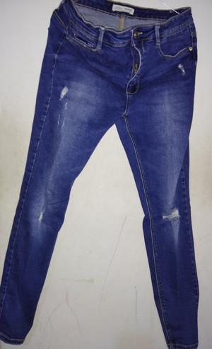 Preloved Stradivarius Jeans Wanita / Celana jeans wanita size 30