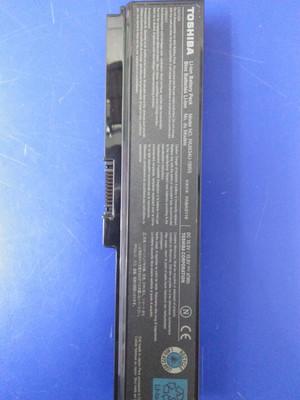 Baterai Laptop Original Toshiba Satelite U400 M300 L310 M800 PA3634
