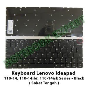 IBM Lenovo IdeaPad 100-15IBD 110-14IBR 110-15ACL Compatible Laptop Fan