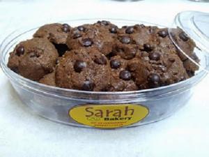 Cookies Chip Wisman Sarah Bakery Lezat Banget