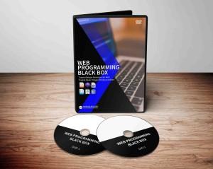 DVD Tutorial Web Programming Black Box