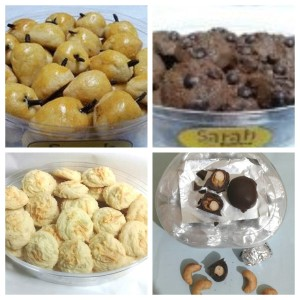 Paket Firdaus 4 Kue Kering Wisman Sarah Bakery Lezat Banget