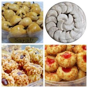 Paket Robani 4 Kue Wisman Sarah Bakery Lezat Banget