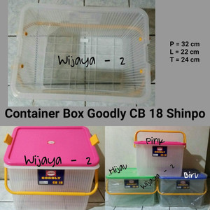 Container Box GOODLY CB 18 Shinpo