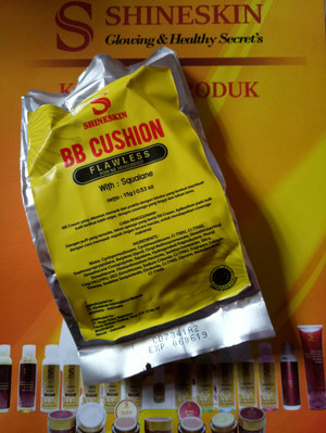Shineskin BB Cushion Refil Glow
