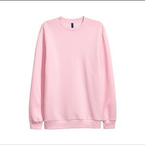 Hm Hnm Basic Crewneck Sweater Original Hitam M