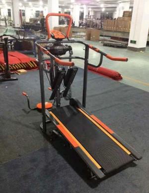 Treadmill Manual 6 Fungsi Tl004