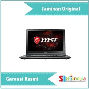 MSI Gaming GL62M 7RDX [9s7-16j962-2635] - Black