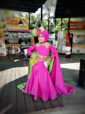 Jual Baju Fashion Show Muslim Glamour Ungaran Barat Dave Shop Tokopedia