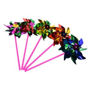 Image of Tradisional Mainan Anak Kincir Baling Baling Bunga