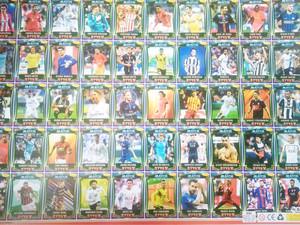 Image of poster gambaran kumpulan pemain bintang sepak bola dunia