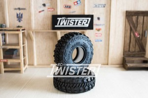 """RC4WD Goodyear Wrangler MT/R 1.9"""" 4.75"""" Scale Tires 4Pcs"""