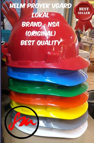 Helm proyek kwalitas bagus harga murah meriah