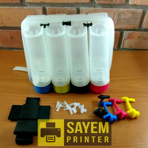 Tabung Botol Infus Modul Canon Hp 60ml