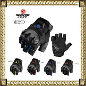 SARUNG TANGAN SCOYCO MC29D HALF STABILO ( gloves Scoyco MC29D )