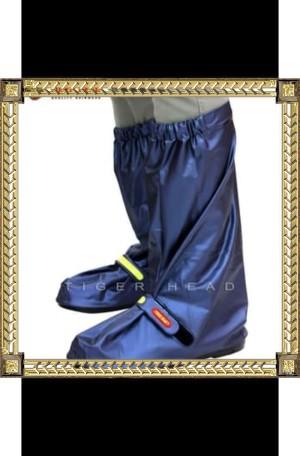 Sepatu Hujan Metro Tiger Head 67009 Anti Slip   Reflektor Cover sepatu