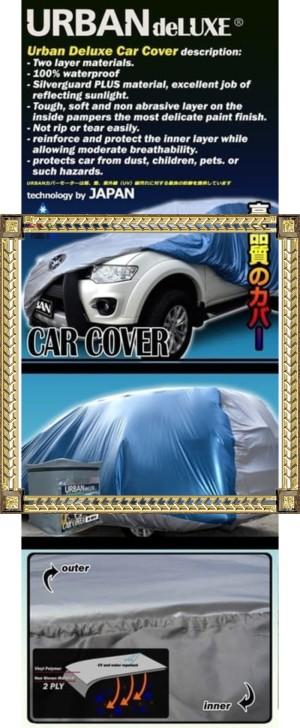 URBAN DELUXE SMALL MPV COVER MOBIL(cover mobil urban deluxe small mpv)