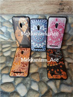Case Asus Zenfone 5 Zenfone 5 Softcase Batik Casing Cover Hp
