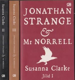 Jonathan Strange and Mr. Norrell 1-3end