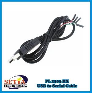 Jual PL2303 PL2303HX USB to Serial UART TTL RS232 Cable - Kab  Pati - Setia  Technology   Tokopedia