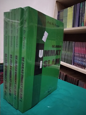 Jual Sejarah Ummat Islam Karya Prof  Hamka Jilid 1-4 - Kota Malang - City  Store Malang | Tokopedia