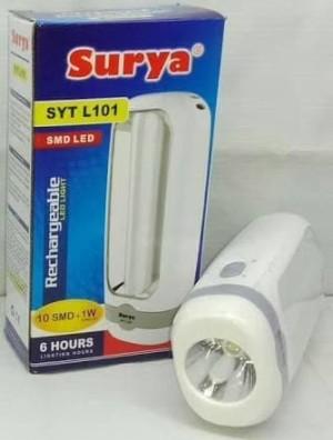 SENTER LAMPU SURYA SYT L101 EMERGENCY LAMP [NEW]