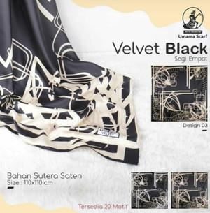Velvet Black Umama