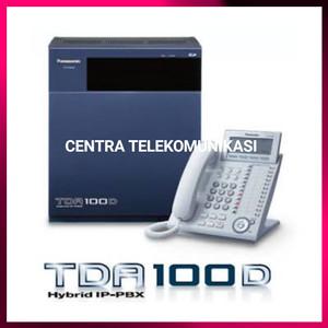 KX TDA100D Pabx Panasonic