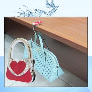 Gantungan Tas Merah   Jewelry Bag Holder   Hanger Tas