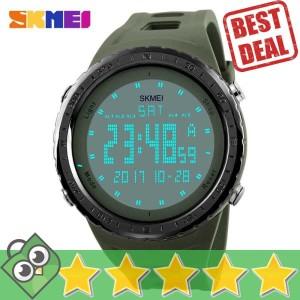 Jam Tangan Pria Digital SKMEI  Sport LED Watch Original DG1246