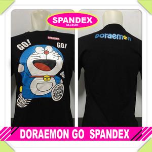 Kaos distro cotton spandex DRM GO