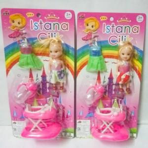 Mainan Istana Cilik