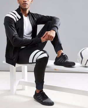 RYAN Okechuku Celana Joger Pria Kantong Seleting Fashion Pria