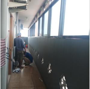 Project Kosan Perumnas 1 Bekasi