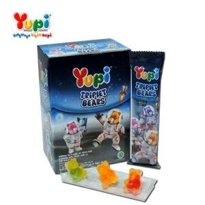 Yupi Triplet Bears