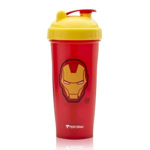 Botol Shaker Iron Man Cup Marvel Collection Original Series