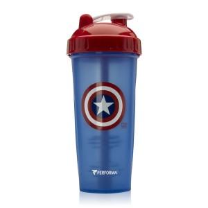 Botol Shaker Captain America Cup Marvel Collection Original Series