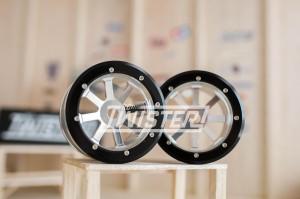 Xtraspeed Aluminum 8 Spoke Beadlock Wheels 2.2