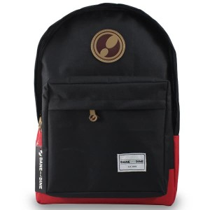 Tas Ransel Dane and Dine Backpack Class Black - Red