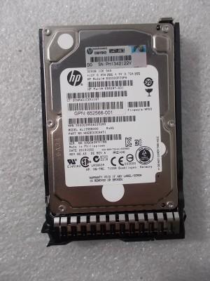 HP 693569-001 300GB 6G 10K rpm SFF 2.5/'/' SAS Dual Port Enterprise HDD Hard Drive