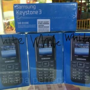 Jual Hp Samsung Gal Keystone 3 Sm B109 Garansi Resmi Sein Samsung