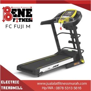 FC FUJI M 4F treadmill lari elektrik alat fitness gym olahraga fitnes