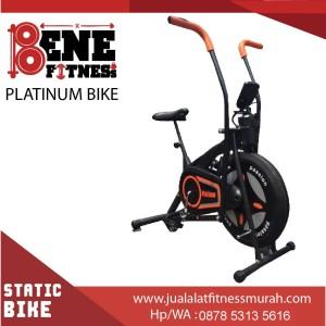 Sepeda statis alat fitnes FC 388N terapi dokter olahraga platinum bike