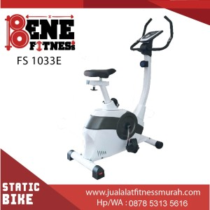Sepeda Statis Alat Fitness FS 1033E magnetic olahraga fitnes speda
