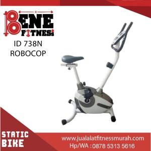 Sepeda Statis Alat Fitness ID 738 N-2 magnetic olahraga fitnes speda