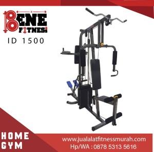 Alat Fitness multigym HOME GYM 2 SISI ID 1500 TAIWAN multi fitnes
