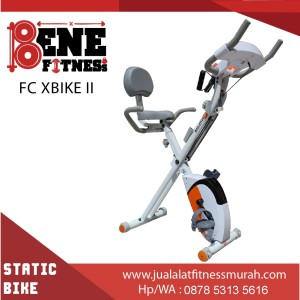 Sepeda Statis Alat Fitness FC Xbike 2 olahraga fitnes speda x bike II