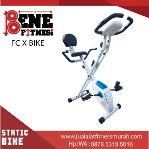 Sepeda Statis Alat Fitness FC XBIKE olahraga fitnes speda x bike