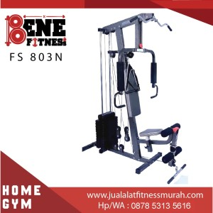 Alat Fitness multigym HOME GYM 1 SISI FS 803N TAIWAN multi fitnes
