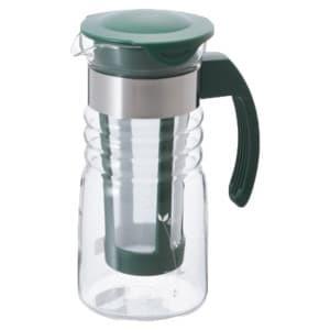 Hario Water Brew Teapot Dark Green Mini HCC-7DG